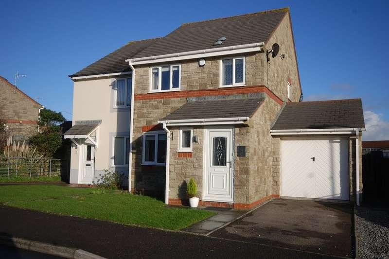3 Bedrooms Semi Detached House for rent in 5 Samson Street, Llantwit Major, CF61 2SH