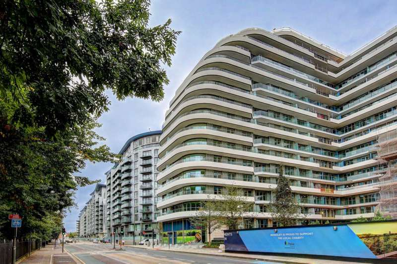 3 Bedrooms Flat for sale in Battersea, Nine Elms