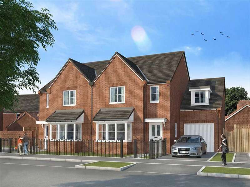 4 Bedrooms Semi Detached House for sale in The Village, Buntingford