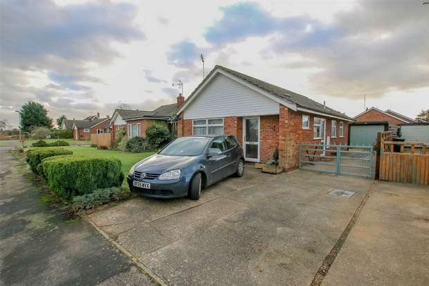 2 Bedrooms Semi Detached Bungalow for sale in 38 The Grove, Grimston