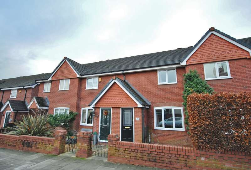 2 Bedrooms Mews House for sale in John Street, Macclesfield