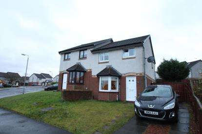 3 Bedrooms Semi Detached House for sale in Briarcroft Drive, Robroyston