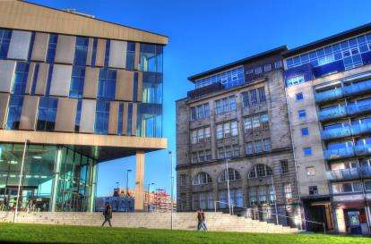 2 Bedrooms Flat for sale in College Street, Merchant City