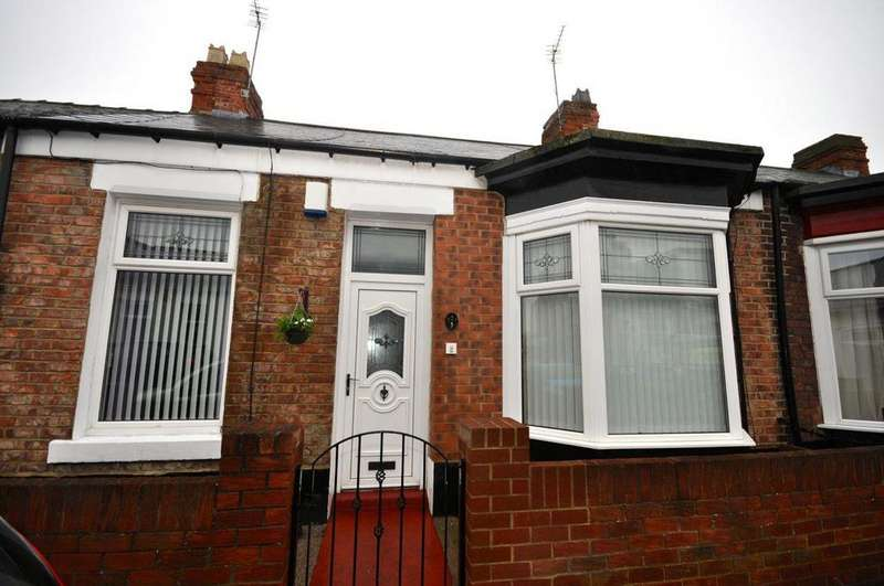 3 Bedrooms Cottage House for sale in Burnaby Street, Sunderland