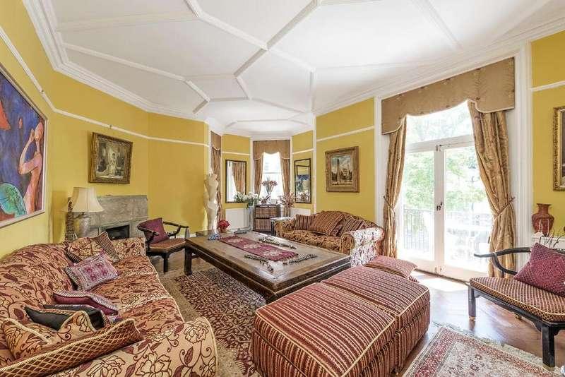 4 Bedrooms Flat for sale in Cheniston Gardens, Kensington
