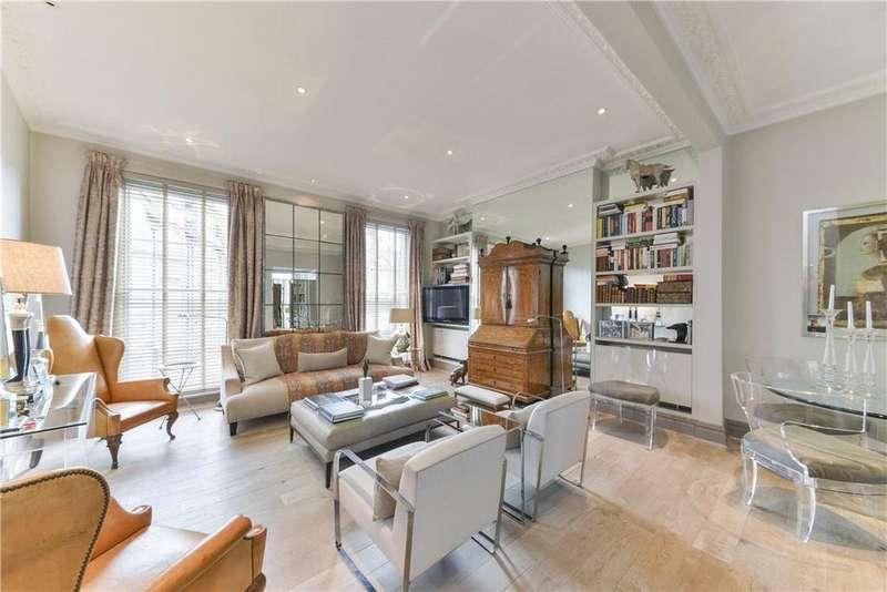 3 Bedrooms Flat for sale in Walton Street, Knightsbridge, London, SW3