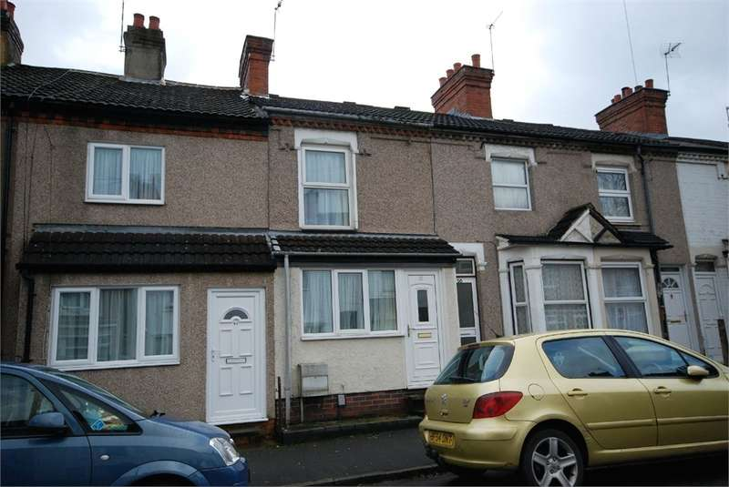 2 Bedrooms Terraced House for rent in Victoria Avenue, New Bilton, Rugby, Warwickshire