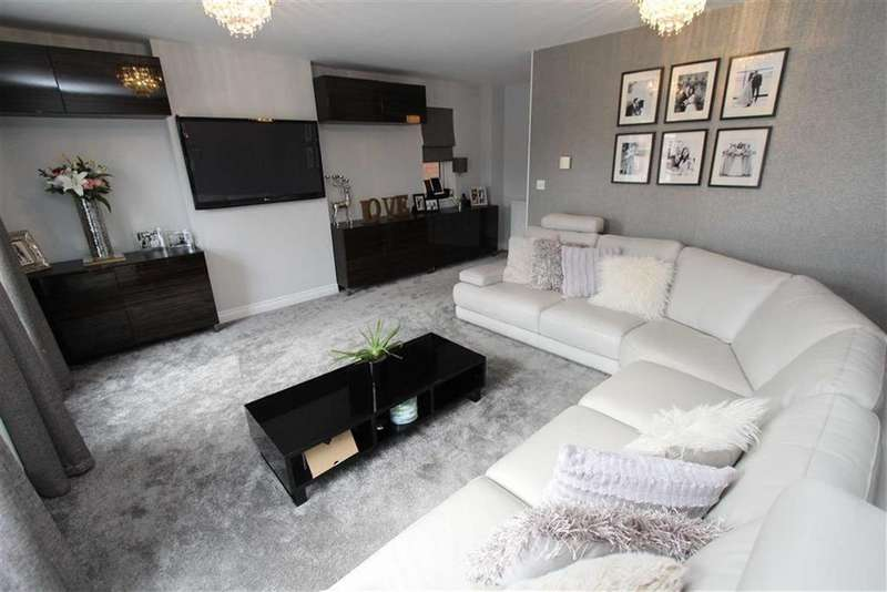 3 Bedrooms End Of Terrace House for sale in St Georges Croft, Bridlington, East Yorkshire, YO16