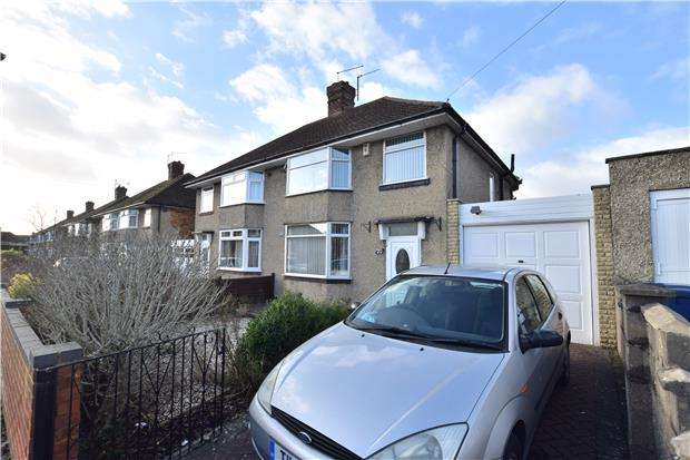 3 Bedrooms Semi Detached House for sale in St. Lukes Road, Oxford, OX4 3JB