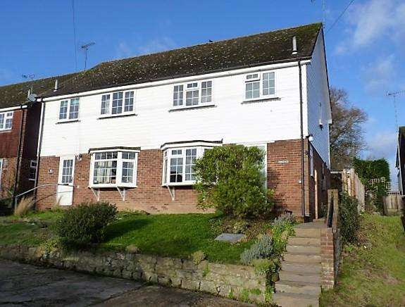 3 Bedrooms Semi Detached House for sale in High Street, Etchingham, East Sussex, TN19 7AG