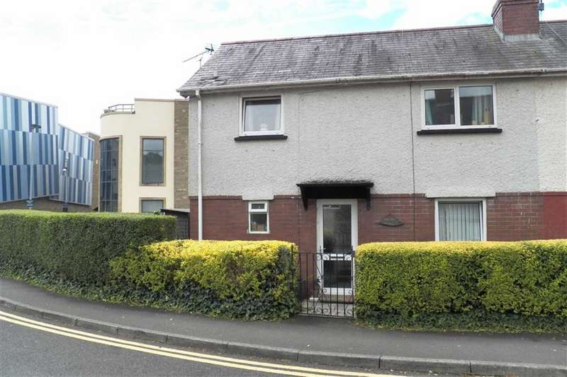 3 Bedrooms End Of Terrace House for sale in Merlin Street, Carmarthen