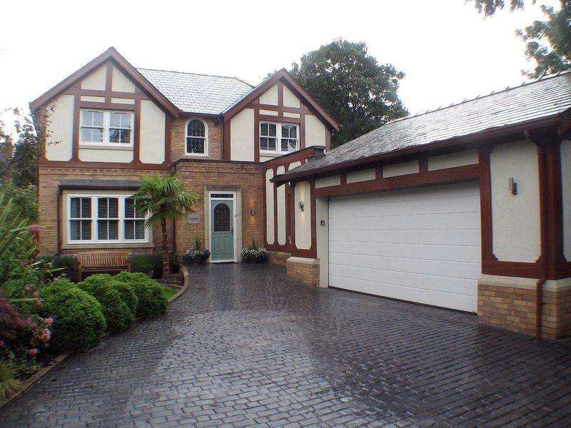 4 Bedrooms Detached House for sale in The Beeches, Homefield Avenue, Thornton Cleveleys