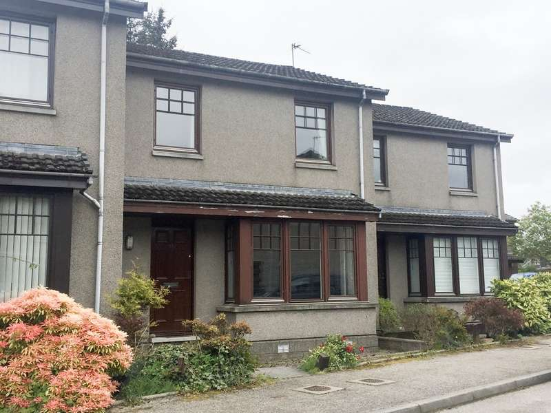 3 Bedrooms Terraced House for sale in Allenvale Gardens, Aberdeen AB10
