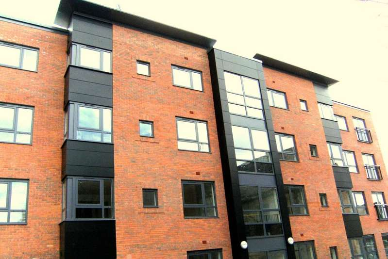 1 Bedroom Apartment Flat for sale in Solly Court, Sheffield S1