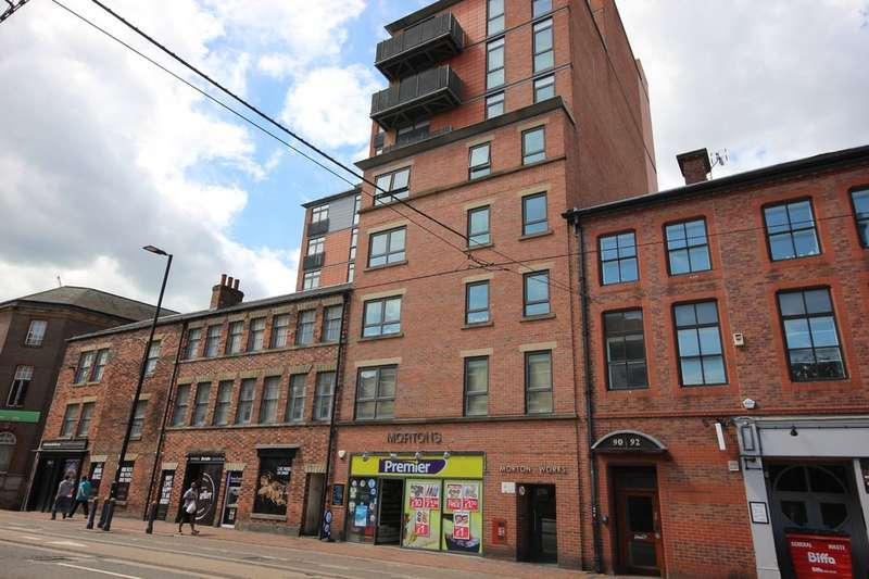 1 Bedroom Apartment Flat for sale in Morton Works, West Street, Sheffield City Centre S1