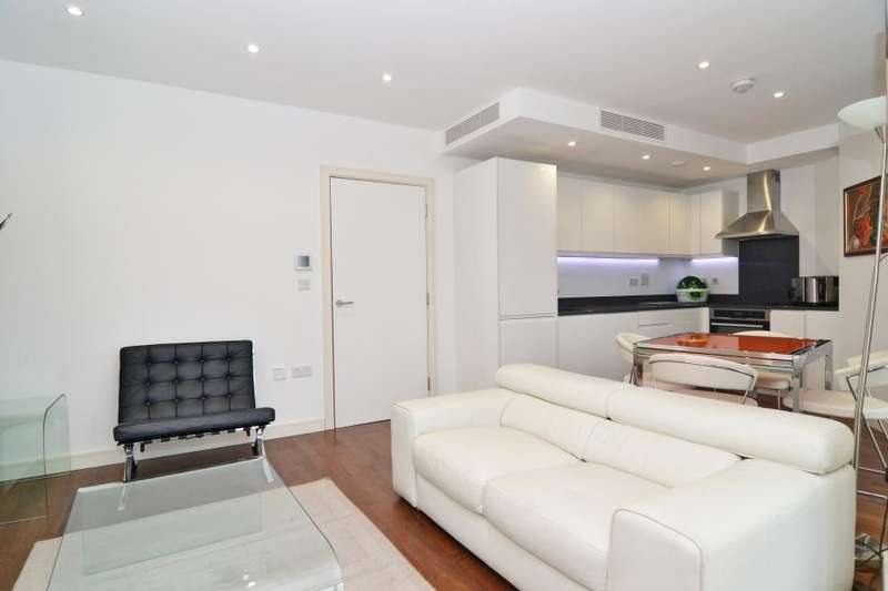 1 Bedroom Apartment Flat for sale in Kew Eye, Brentford TW8