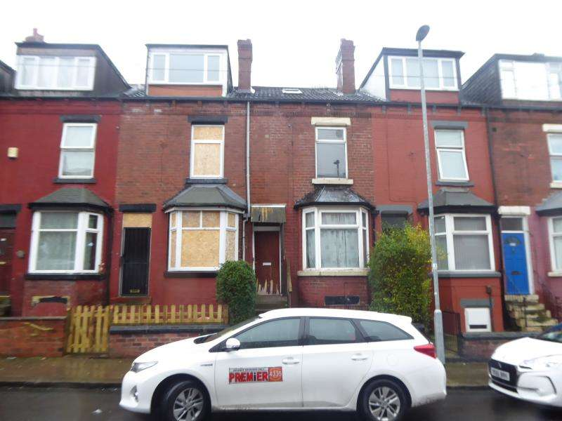 4 Bedrooms Terraced House for sale in Nowell Mount, Harehills, LS9