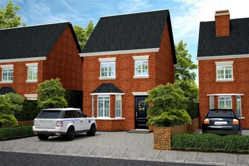 2 Bedrooms Land Commercial for sale in Heyes Lane, Alderley Edge