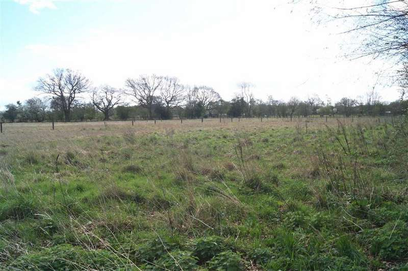 Land Commercial for sale in Nook Lane, Bronington, SY13