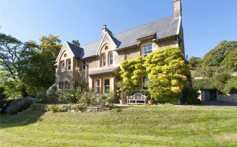 7 Bedrooms Detached House for sale in Summer Lane, Monkton Combe