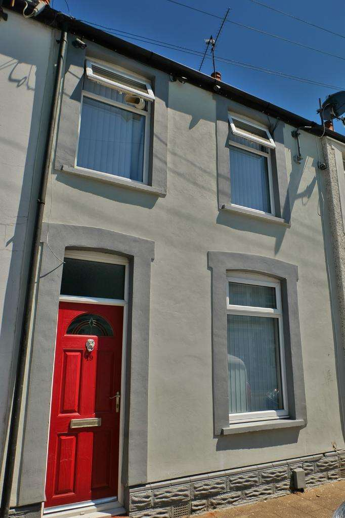 3 Bedrooms Terraced House for sale in Blanche Street, Splott, Cardiff CF24