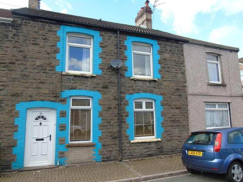 4 Bedrooms Terraced House for sale in Coedpenmaen Road, Pontypridd