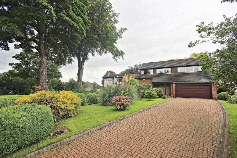 4 Bedrooms Detached House for sale in The Grove, Houghton Le Spring