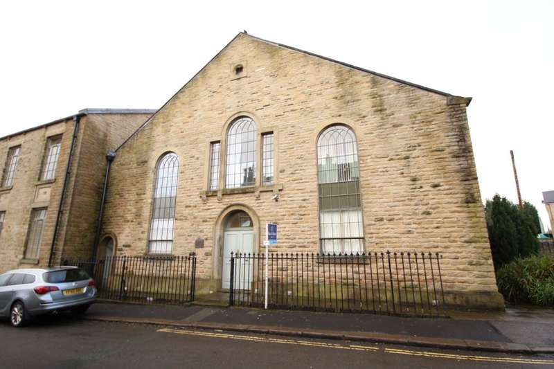 2 Bedrooms Flat for sale in Shrewsbury Street, Glossop, SK13