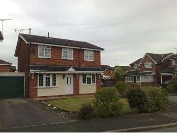 4 Bedrooms Detached House for rent in Sedgemere Avenue, Crewe, Cheshire, CW1 3YU