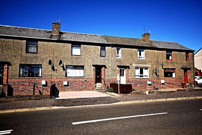 3 Bedrooms Terraced House for sale in Townhead Street, Cumnock, Ayrshire, KA18 1NB