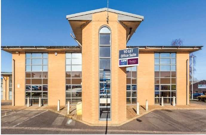Office Commercial for rent in Bartec 4, Lynx West Trading Estate, Yeovil, Somerset, BA20