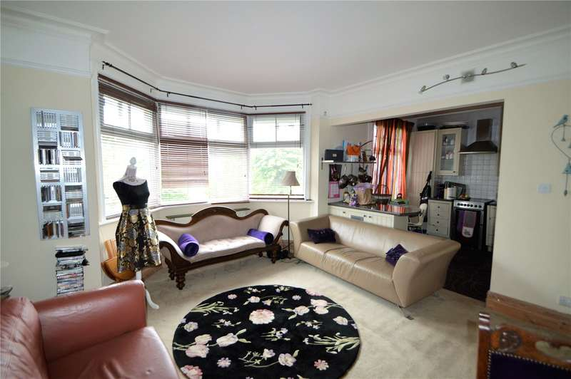 2 Bedrooms Apartment Flat for sale in Brambledown Road, Sanderstead