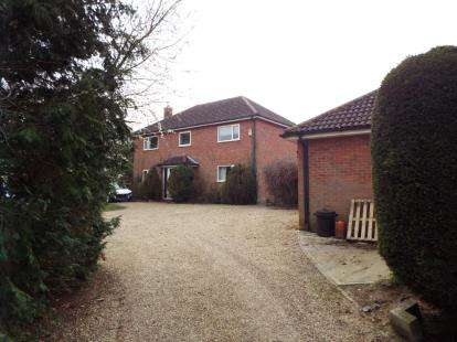 4 Bedrooms Detached House for sale in Rickinghall, Bury St Edmunds, Suffolk