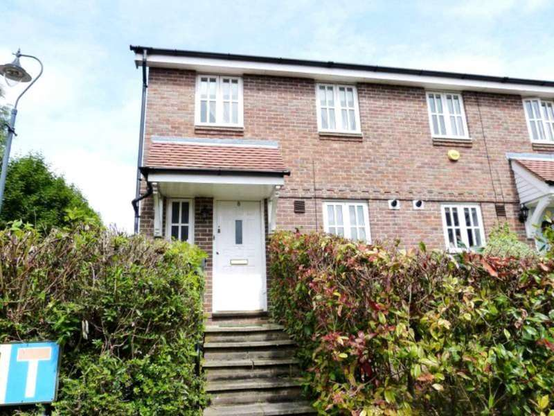 3 Bedrooms End Of Terrace House for rent in Shenley