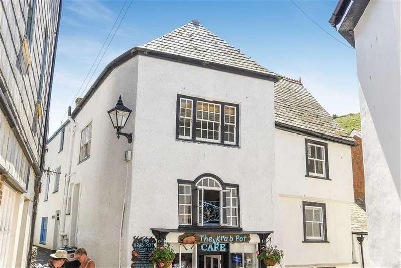 2 Bedrooms Apartment Flat for rent in Fore Street, Port Isaac, Cornwall, PL29