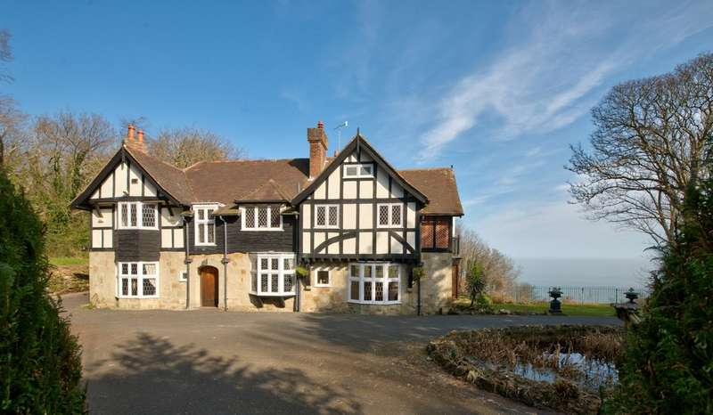 6 Bedrooms House for rent in Luccombe Chine, Isle Of Wight