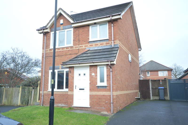 3 Bedrooms Detached House for sale in Leyfield Close