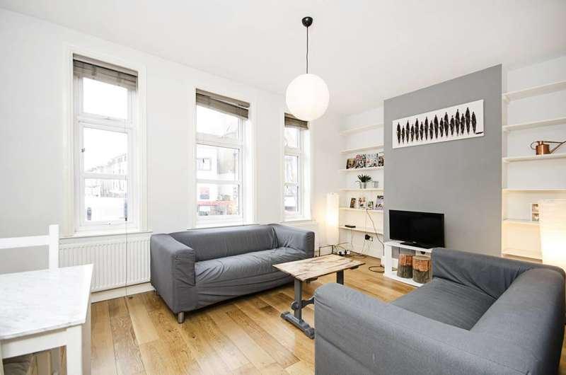 2 Bedrooms Flat for sale in Mare Street, Hackney, E8