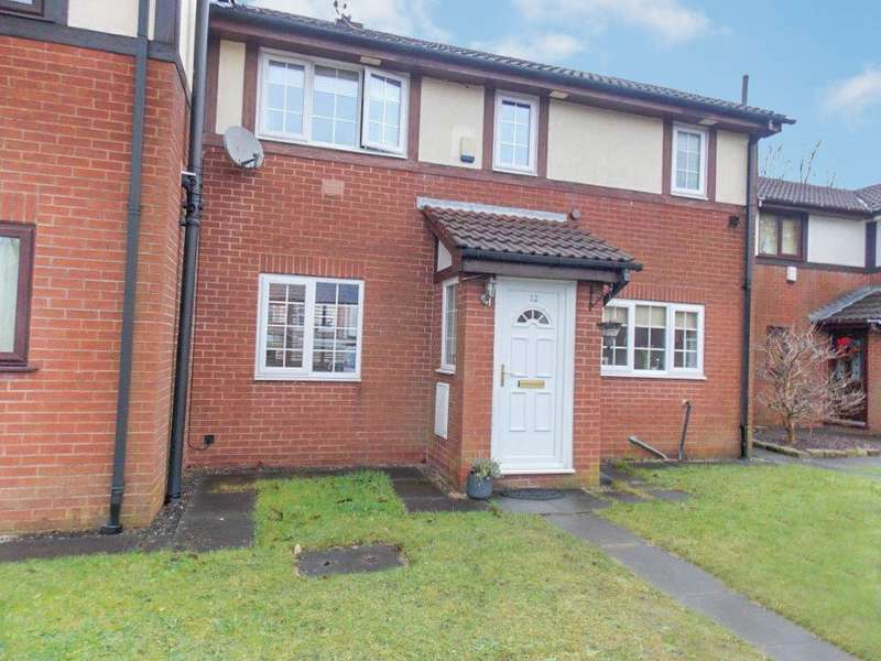 2 Bedrooms Mews House for sale in Fallow Close, Westhoughton, Bolton, BL5