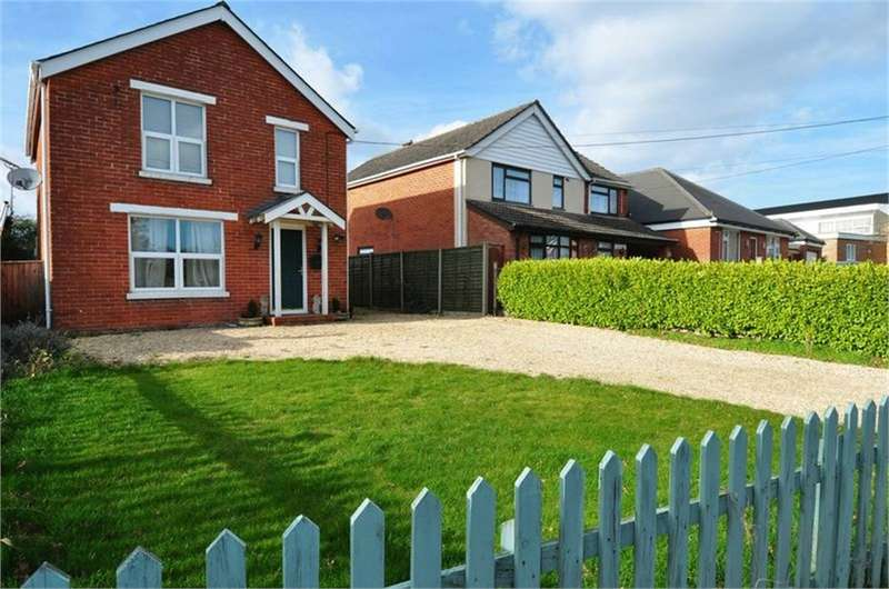 3 Bedrooms Detached House for sale in Winsor Road, Winsor, Southampton, SO40