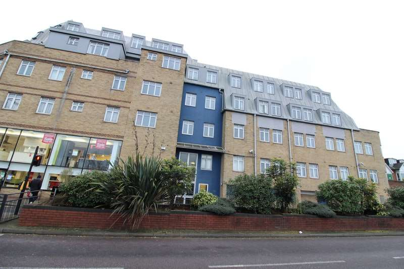 2 Bedrooms Flat for sale in 203 STATION ROAD, HARROW ON THE HILL, London, HA1