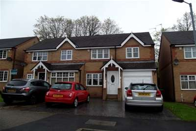 3 Bedrooms House for rent in Chester le street, Bede Court