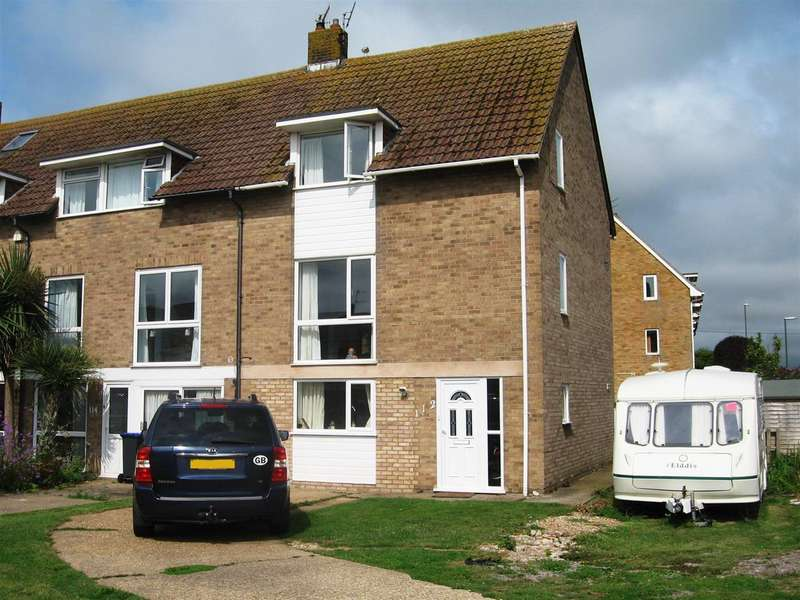 5 Bedrooms Semi Detached House for sale in Beach Green, Shoreham-By-Sea