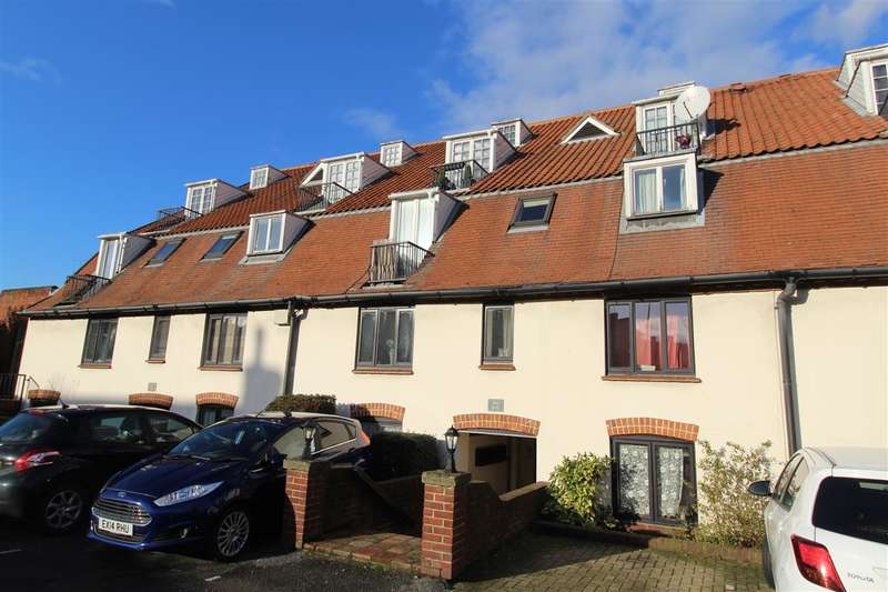 2 Bedrooms Apartment Flat for sale in Stoke Bridge Maltings, Ipswich