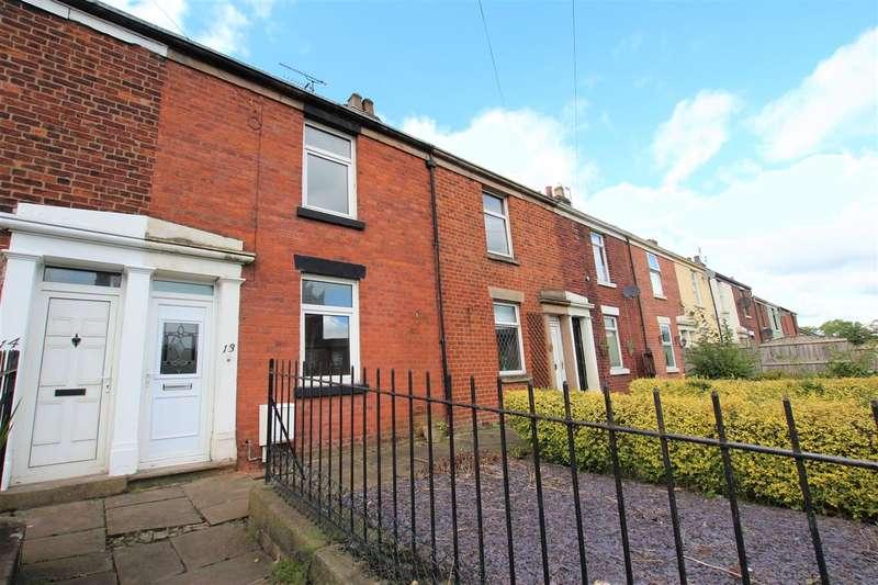 2 Bedrooms Terraced House for sale in Albert Terrace, Higher Walton, Preston