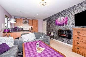 2 Bedrooms Apartment Flat for sale in Yearsley House, Pinsent Court, York, YO31