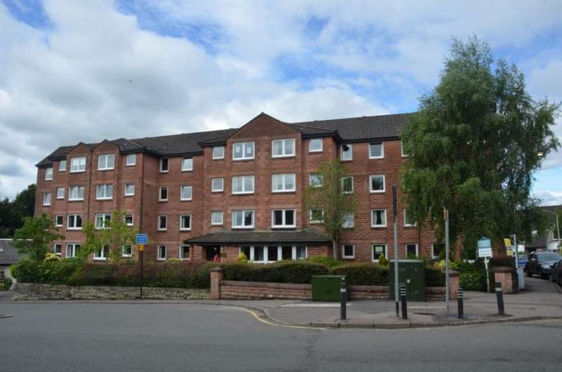 1 Bedroom Flat for sale in 40 Elphinstone Court, Kilmacolm, PA13 4DW