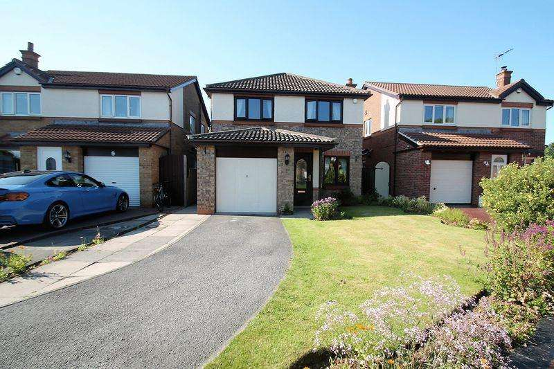 3 Bedrooms Detached House for sale in Shelley Close, Billingham