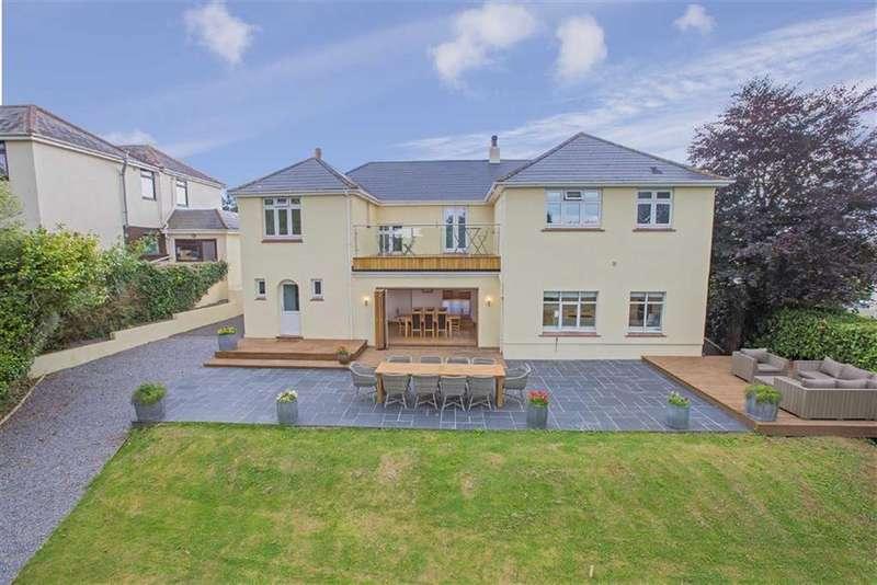 5 Bedrooms Detached House for sale in Long Rydon, Stoke Gabriel, Devon, TQ9