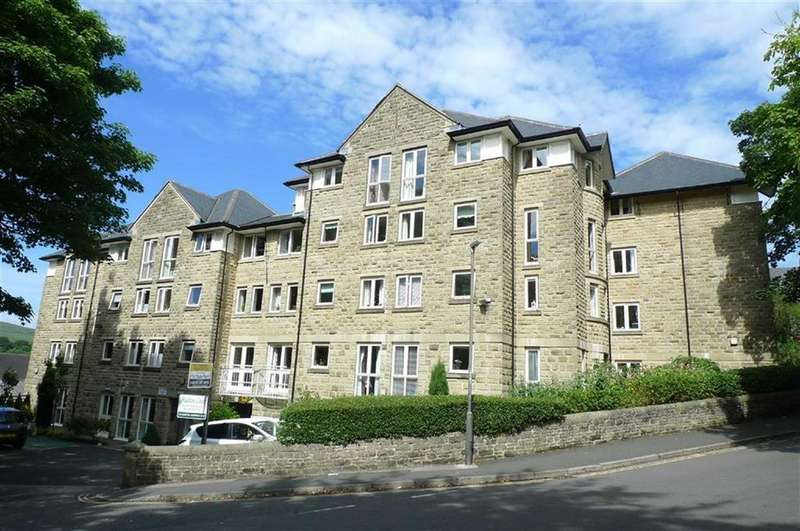 2 Bedrooms Retirement Property for sale in Haddon Court, Buxton, Derbyshire